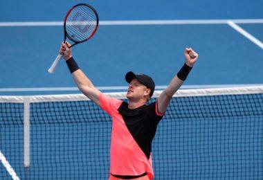 Australian Open 2018: Kyle Edmund Beats Kevin Anderson After a 4-hour Battle