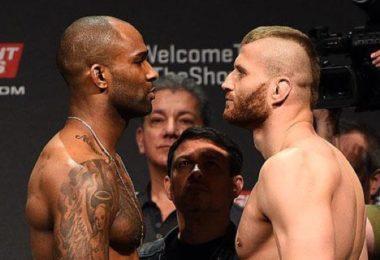 UFC Adds Jimi Manuwa vs. Jan Blachowicz to the London Fight Card
