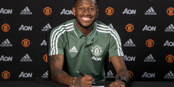 Fred Joins Manchester United for £47 Million