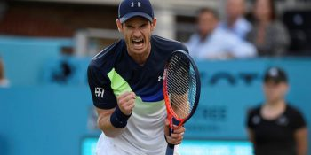 Murray Contemplates Missing Wimbledon after Loss to Kyrigos