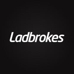 ladbrokes small logo black