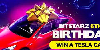 bitstarz birthday giveaway tesla3 betfy